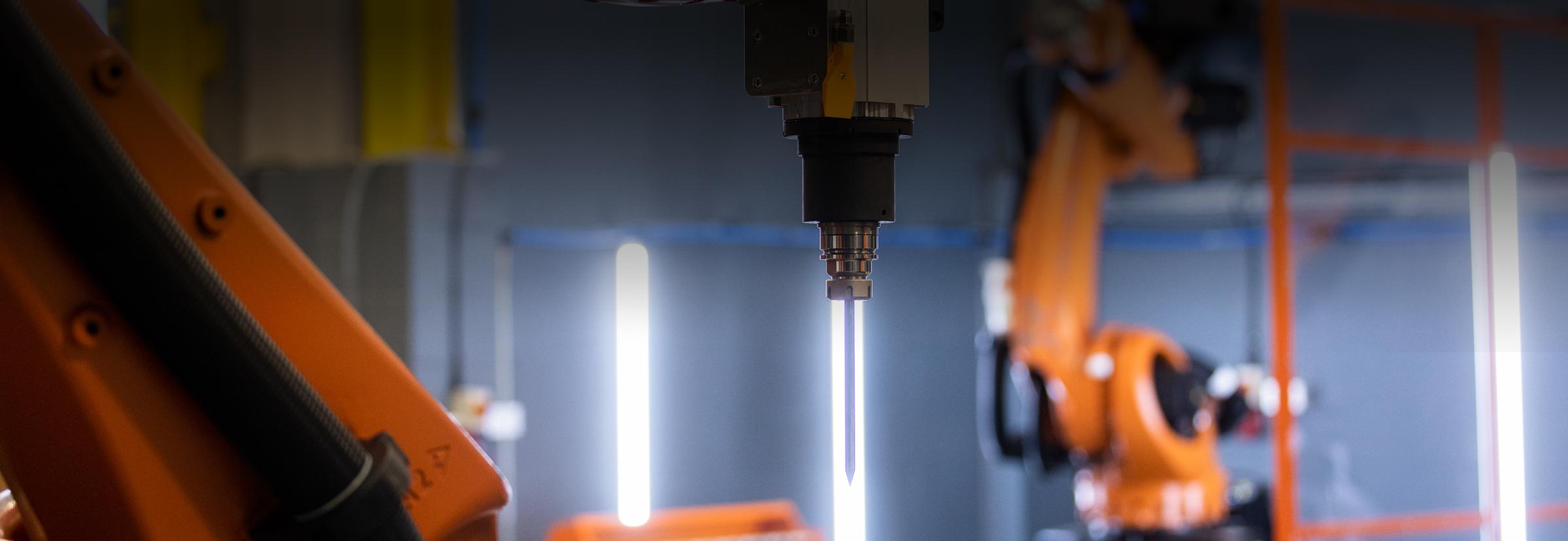 robot trimming