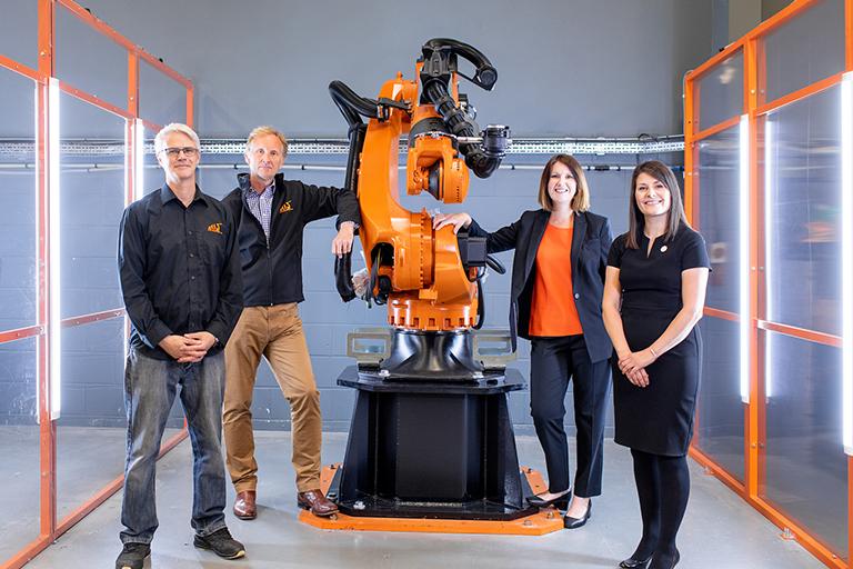 robotic integrators